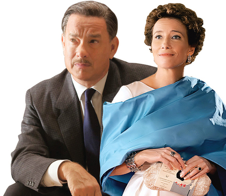 Movie review: Saving Mr. Banks - get poppin' - The Express Tribune | Disney | Scoop.it