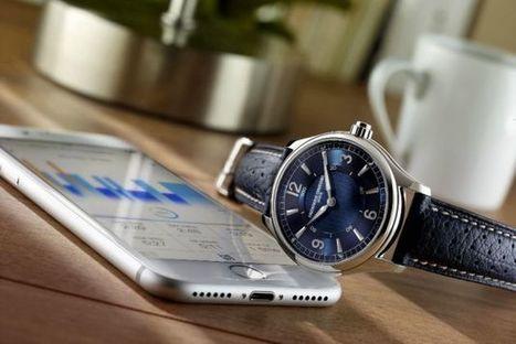 Frédérique Constant dévoile de nouvelles montres connectées | Passion News Frédérique Constant | Scoop.it