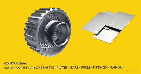 Stainless Steel Alloy MANUFACTURER AND SUPPLIERS In India ( 317 / 317L / 316L / 310 / 310S / 309 / 309H ) | Gaurav Steel | Scoop.it