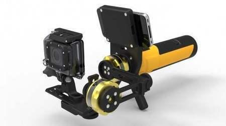 Stabiliser sa GoPro avec Gyromatic Go2X - Tuxboard | GO PRO | Scoop.it