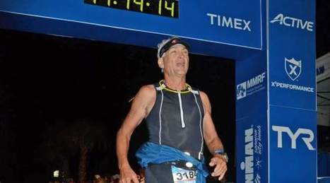 Ironman, 65, focuses on moving forward - The Advocate | Swimmingly Yours | Scoop.it