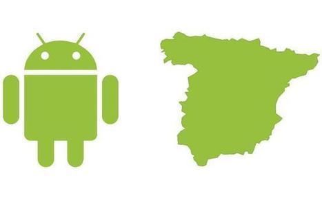 Android sigue perdiendo cuota de mercado en España | Sergio Lima | Scoop.it