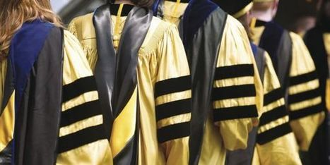 Historians Face New Pressure to Track Where Their Ph.D.'s Work - Graduate Students - The Chronicle of Higher Education | Digital, Data and Media Curation | Scoop.it