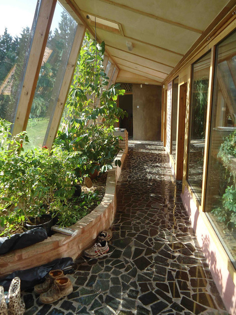 Brighton Earthship | Small House Swoon | Maison durable | Scoop.it