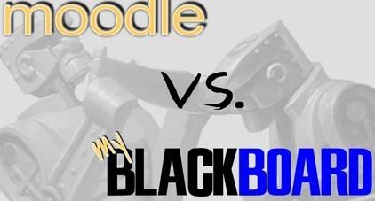 #Blackboard 9 vs #Moodle 2.0 | MoodleUK | Scoop.it