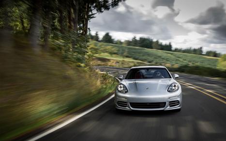 Sneek peak at Porsche's 2014 Panamera 4S | Cars | Scoop.it