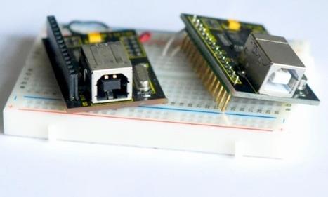 Minitronics.net » minia, Open hardware sensor board | Arduino, Processing | Scoop.it