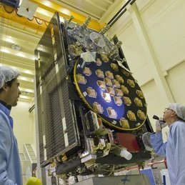 A testing time for Galileo satellites headed to space | Satellite Navigation | Scoop.it
