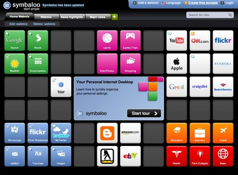 Symbaloo | Access your bookmarks anywhere | Wiki_Universe | Scoop.it