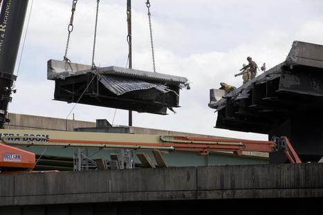 New Plan Fast-Tracks Bad Bridge Replacement - NBC 10 Philadelphia | Highway Design | Scoop.it