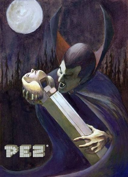Vampire PEZ Attack | Kitsch | Scoop.it