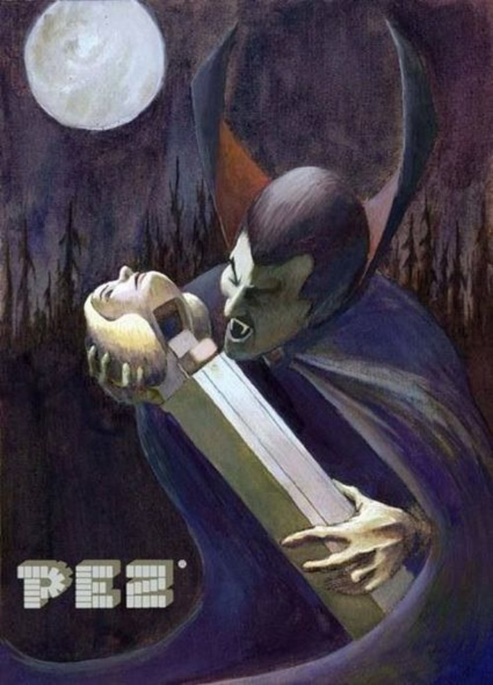 Vampire PEZ Attack | Kitsch | Scoop.it