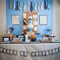 An Office-Inspired First Birthday Party - PopSugar.com | birthday ideas | Scoop.it