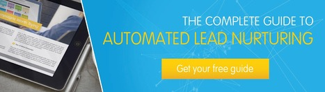 Announcing the Complete Guide to Lead Nurturing - Pardot | Digital-News on Scoop.it today | Scoop.it