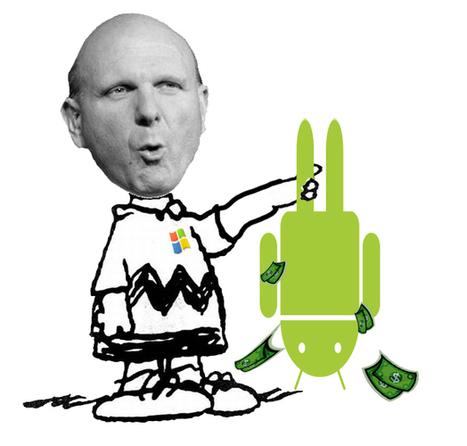 Pour Microsoft, Android est la poule aux oeufs d'or - WeAreMobians | Au fil du Web | Scoop.it