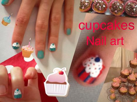 Cup Cake et Nail Art : mode d'emploi | A lire, à écouter, à visionner.... | Scoop.it