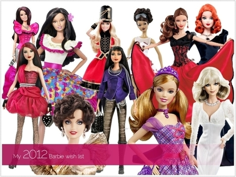 Member Ada's 2012 doll wish list so far - DollObservers | Fashion Dolls | Scoop.it