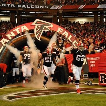 Jan13: Rise Up! #Atlanta #Falcons We need the Georgia Dome to be loud, packed, and full by 12:35 Sunday | Egyptday1 | Scoop.it