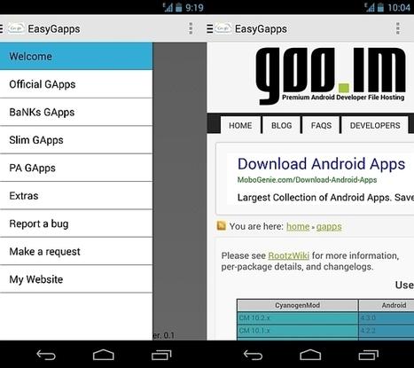 Descarga las Google Apps que necesites con EasyGApps   CPR AVILÉS-OCCIDENTE   Scoop.it