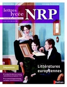 NRP lettres lycée n° 60 Mai-Juin 2014 | Revue de presse du CDI - lycée professionnel Emile Zola à Hennebont | Scoop.it