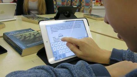 Koko yläaste läpi sähköisesti – maan laajin kokeilu nosti heti oppilaiden kouluiloa | DigiDigi | Scoop.it