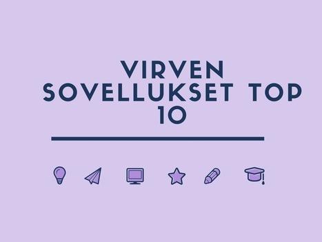 Virven sovellukset PC - Presentation by Virve Häikiö | Tablet opetuksessa | Scoop.it