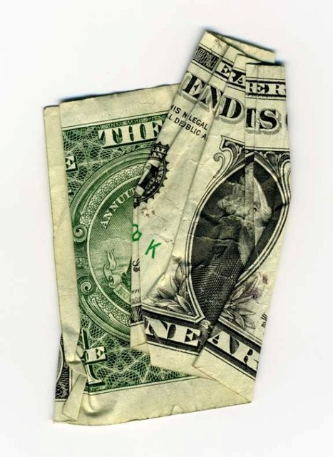 Money Makes the World Go Down — Arts and Culture — Utne Reader | This Gives Me Hope | Scoop.it