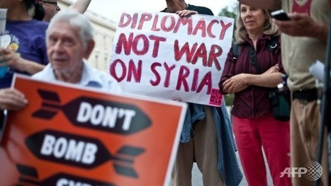 China, Iran back Russian plan on Syria arms | Global Politics: Armed Conflict | Scoop.it