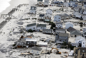 Insurance Companies Rethink Business After Sandy : NPR | Climate change challenges | Scoop.it