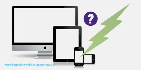 Accelerated Mobile Pages Vs. Responsive Web Design | Web Designing Company Bangalore | Scoop.it