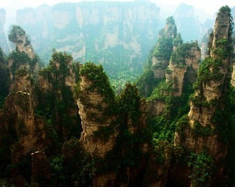 Wulingyuan, Hunan, Chine | The Blog's Revue by OlivierSC | Scoop.it