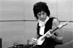 The Top 10 Studio Guest Appearances by Jeff Beck | Around the Music world | Scoop.it