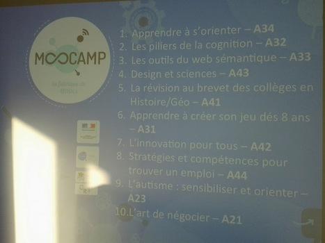MOOCamp, ou quand la conception d'un cours devient participative | DocDocDoc ! | Scoop.it