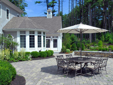 Patio Planning 101 : Outdoors : Home & Garden Television   Landscaping Design   Scoop.it
