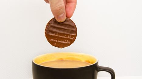 Si remojo mi galleta, ¿sabe mejor? | Estudiando Alimentos | Scoop.it