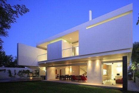 Casa Cuatro by Hernandez Silva Architects | Home Adore | Avant-garde Art & Design | Scoop.it