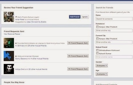 How To Check Pending Request On Facebook Tricks 2014 « New Facebook Tips Tricks   New Facebook Tips and Trick   Scoop.it