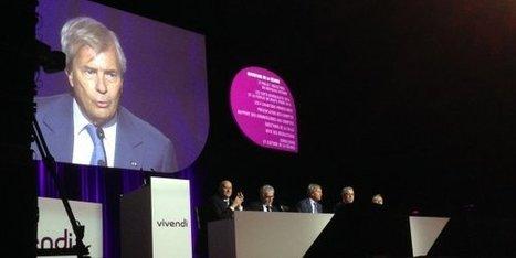 Vivendi ne se contentera pas du rachat de Dailymotion en 2015 | Infos sur le milieu musical international | Scoop.it