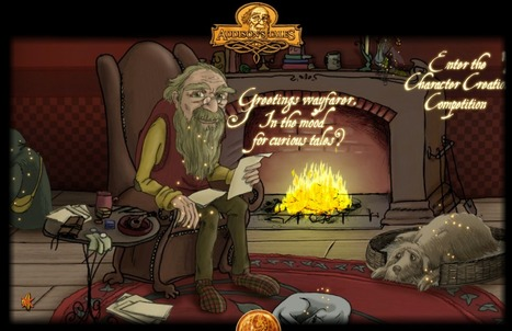 Addison's Tales - The new world of storytelling | Ed & Tech | Scoop.it