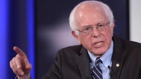 Sanders votes against Obama's FDA nominee   Opening Passages   Scoop.it