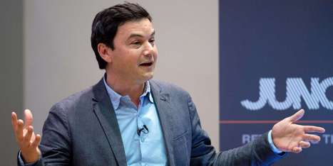 Thomas Piketty Never Actually Read Karl Marx's 'Das Kapital' - Huffington Post | The Piketty Chronicles | Scoop.it