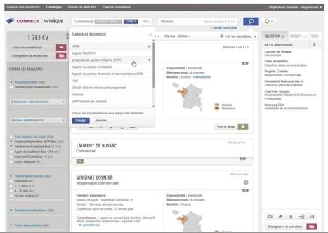 Comment rendre votre CV plus visible dans une CVthèque ? - blog-emploi.com | *TCpartners* Trouver un job, acte 1 ! | Scoop.it