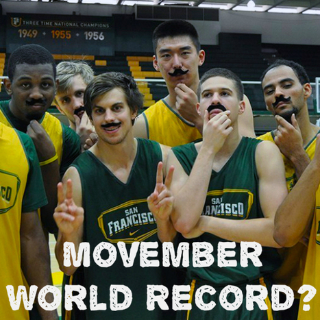 #USFCA Basketball attempts to set Guinness World Record tonight | Basketball | Scoop.it