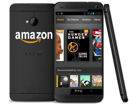 Amazon set to launch HTC-built smartphone | Design | Scoop.it