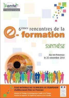 Synthèse journée FOL des rencontres Eformation 2014 - Eformation : de la pédagogie à l'outil | Eformation : de  la pédagogie à l'outil | Scoop.it