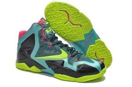 Cheap Wholesale Nike LeBron 11 GS T-Rex Basketball Shoes Online- SportsYTB.Ru | Michael Kors Handbags | Scoop.it
