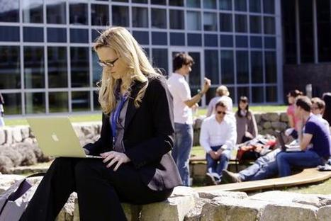 MBA : l'Insead, HEC et EM Lyon dans le Top 100 mondial   Startups   Scoop.it