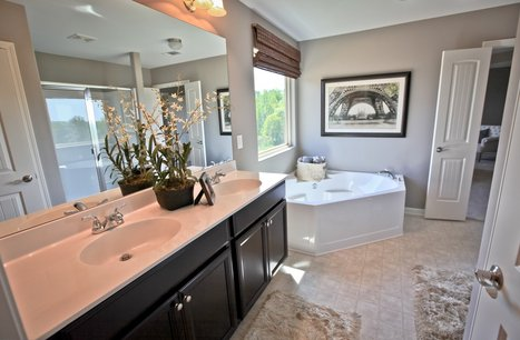 Secrets of starter homes - Atlanta Journal Constitution | double sink vanities | Scoop.it