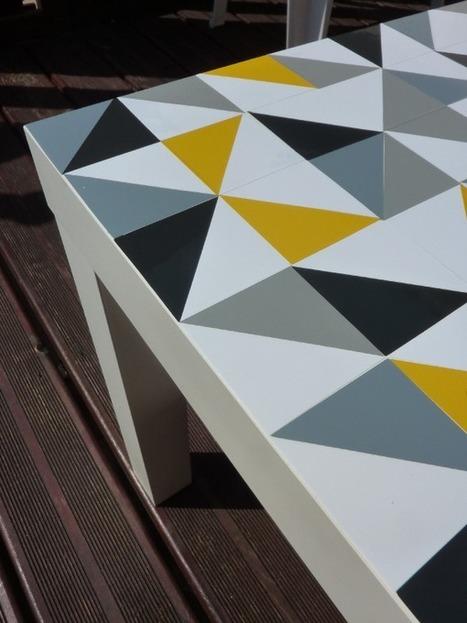 Comment personnaliser ses meubles avec des stickers ? | DecoCrush blog déco, idées déco | décoration & déco | Scoop.it