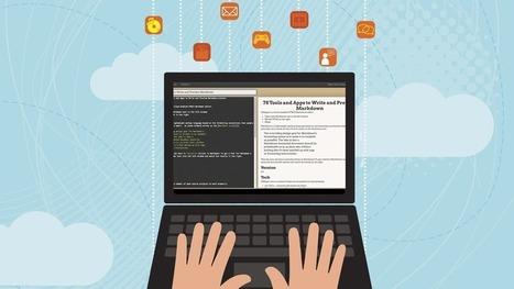 78 Tools for Writing and Previewing Markdown | Recursos y Nuevos Modelos Pedagógicos | Scoop.it